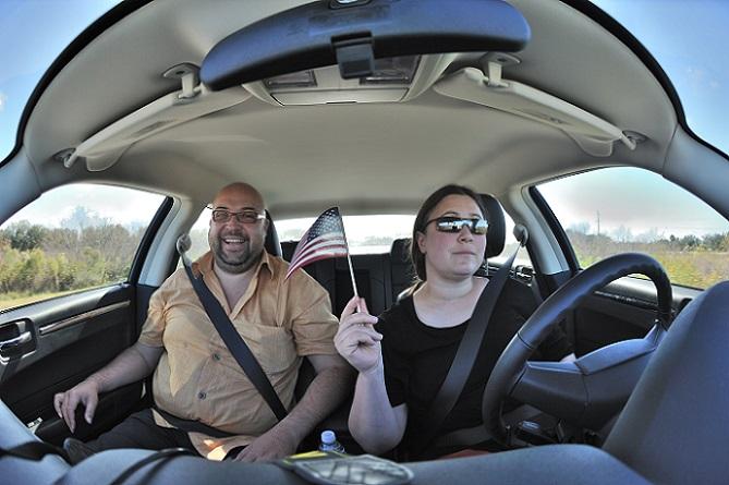 Wenn Mietwagen in den USA unterversichert sind, dann kann es bei einem Unfall zu großen Problemen kommen. (#02)