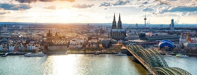 Die Strecke von Köln nach Palanga ist eher eine ungewöhnliche Strecke. (#01)