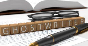 Hilfe durch den Ghostwriter – was ist erlaubt?