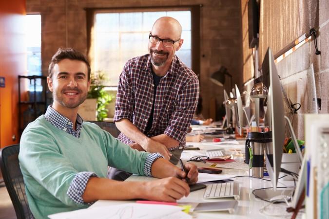 Startups sind auch tolle Arbeitgeber für Auzubis, hier kann man wirklich noch eigene Ideen einbringen und so zum eigenen Erfolg und dem des Startups beitragen. (#4)
