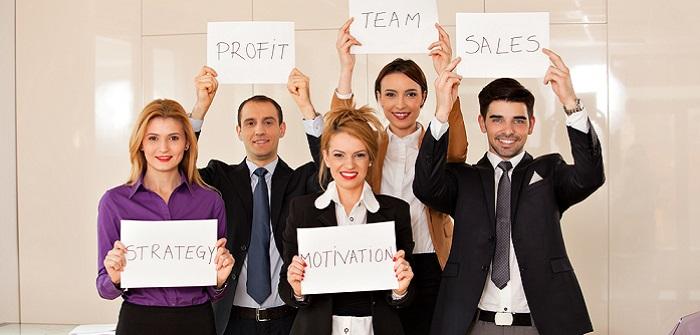 Ein engagiertes Verkaufsteam zusammenstellen: So funktioniert's