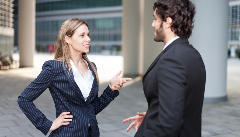 So mancher Chef ist auch dankbar für ein offenes Gespräch, das ihm dabei hilft, sich zu einem besseren Arbeitgeber zu entwickeln. (#05)