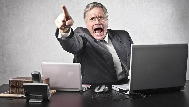 Das tägliche Arbeitsleben kann oft belastend sein. Mal ist es der Kollege, manchmal sogar der Chef, der für schlechte Stimmung und Störungen des Arbeitsklimas sorgt. (#01)