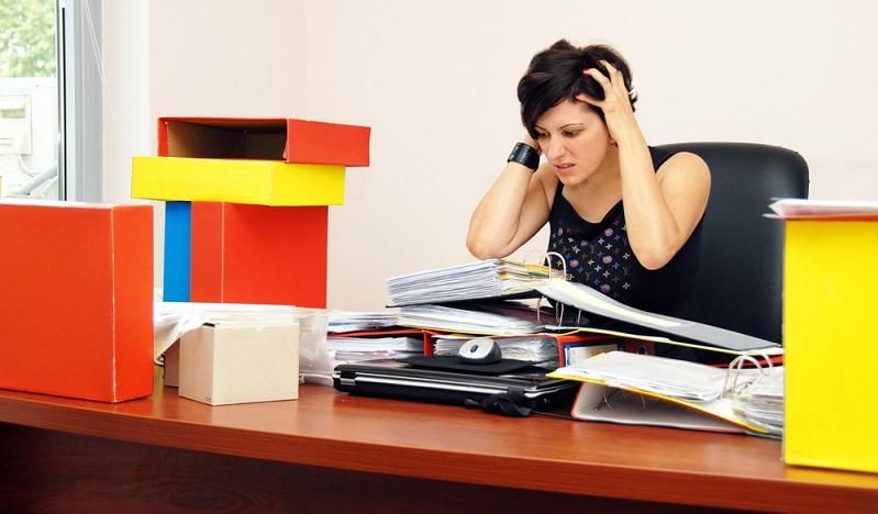 Arbeitsüberlastungen sorgen für ein hohes Stresslevel und ständige Gereiztheit. Das gilt auch für den Chef. Wer ständig unter Druck steht, hat keinen Blick mehr für die Angestellten. (#02)