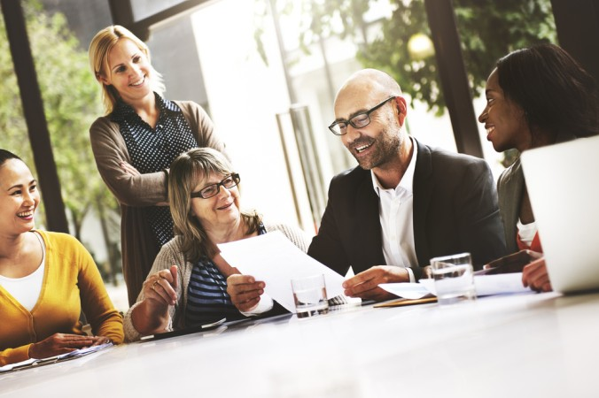 Nehmen Sie sich die Zeit, Ihren Plan im Detail vorzustellen. Nehmen Sie auch die Ängste und Sorgen ihrer Mitarbeiter ernst und seien Sie sicher, eine gute und andauernde Kommunikationsbereitschaft führt zum Ziel. (#5)