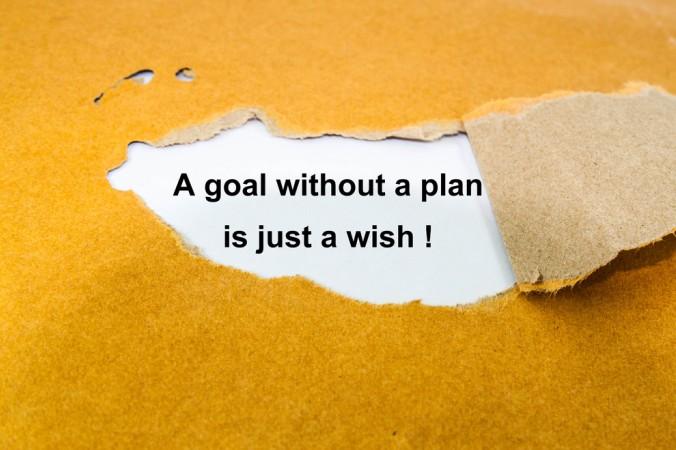 """Ein gutes Change Management gelingt nur mit einer sehr guten Vorbereitung und einem ausgereiften Plan - denn sonst bleibt es vermutlich nur bei einem """"frommen"""" Wunsch. (#2)"""