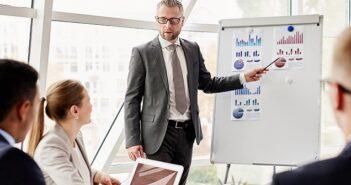 Unternehmenspräsentation: So überzeugen Sie Auftraggeber und Geschäftspartner