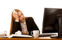Büroerkrankungen: Die häufigsten Erkrankungen und deren Vorbeugung