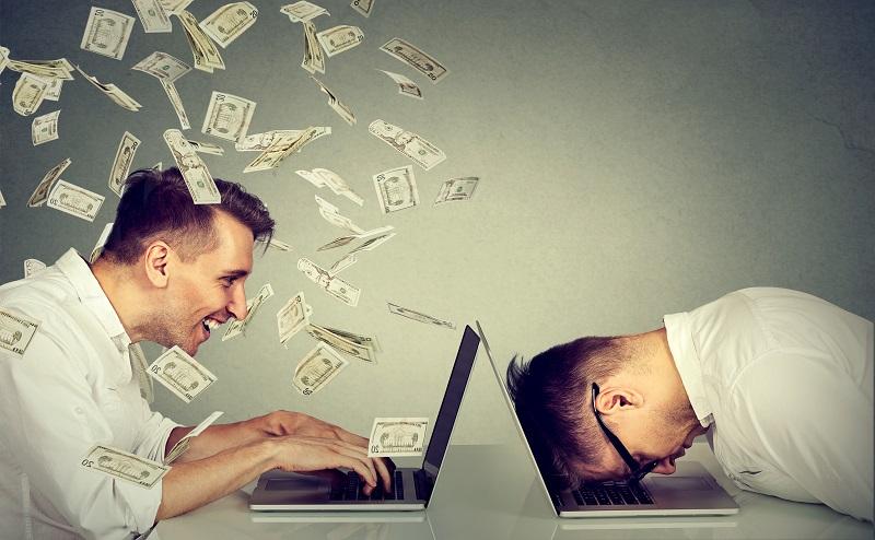 In kaum einer weiteren Berufssparte unterscheiden sich die Gehälter so sehr, wie in der Kundenbetreuung. (#01)