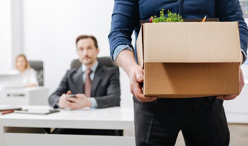 Wichtig ist die berufliche Weiterbildung deshalb, weil immer weniger Menschen in ihrem ersten Job bleiben. (#05)