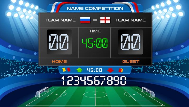 Wenn Fußball-Großereignisse wie die EM oder WM das ganze Land begeistern, wird in vielen Firmen gemeinsam getippt. (#03)