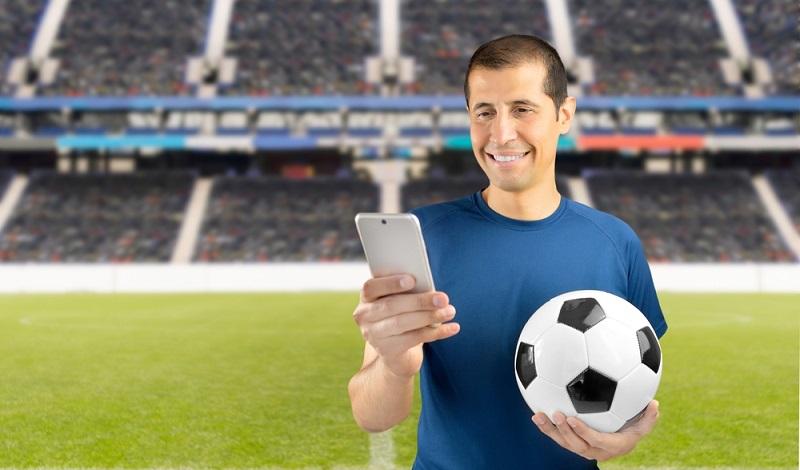 Live-Wetten auf Fußballspiele versprechen besonders viel Spannung. (#3)