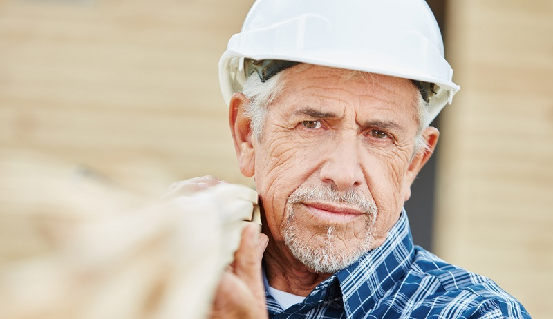 Für ältere Mitarbeiter kann Zeitarbeit die ideale Lösung vor dem Ruhestand sein. (#2)