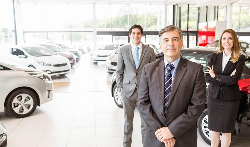 Gute Autoverkäufer gehören zu den Spitzenverdienern in der Branche des Einzelhandels. (#2)