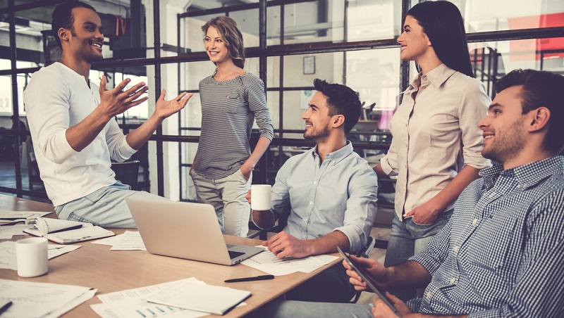 Das Statistische Bundesamt hat hierzu Zahlen einer europäischen Studie zur beruflichen Weiterqualifikation veröffentlicht: 43 % Teamfähigkeit
