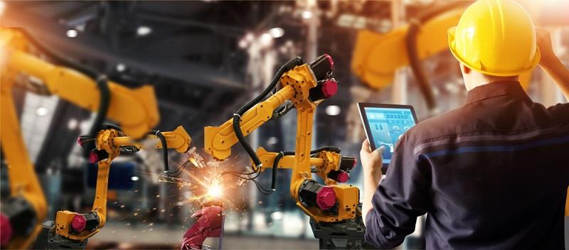 Am Anfang dieses Artikels wurde bereits gezeigt, dass sich zwischen 2010 und 2015 der Absatz von Industrierobotern verdoppelt hat.