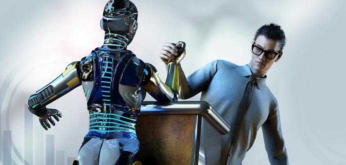 Arbeitswelt im Wandel: Mensch vs. Maschine