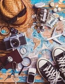 Berufe, bei denen man reisen muss: Hier kann man Leidenschaft mit Arbeit verbinden. (#01)