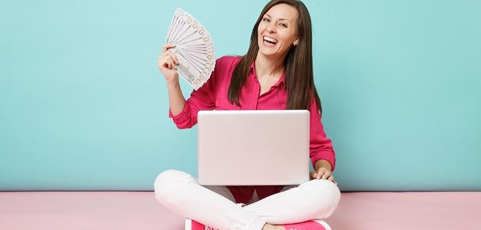 Geld im Internet verdienen: Welche Möglichkeiten gibt es?