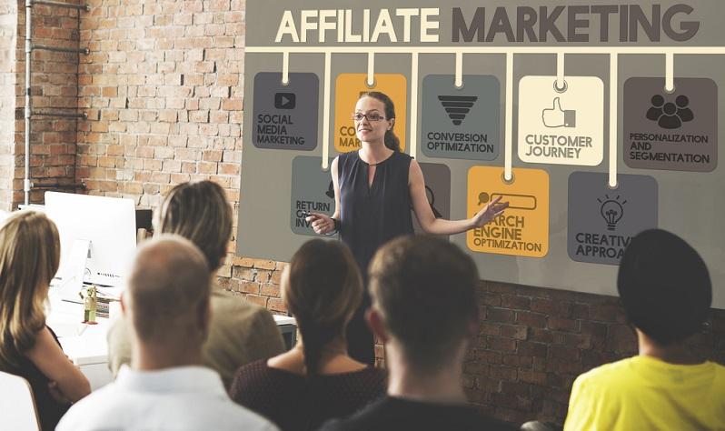 Affiliate Marketing hilft dabei, mit einem Blog Geld zu verdienen.