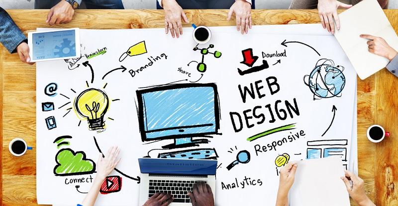 Geld im Internet verdienen: Als Web-Designer kann das sehr gut funktionieren.