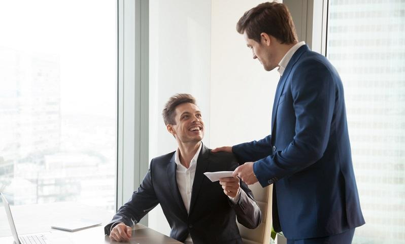 Jeder Mitarbeiter sollte seine Relevanz für den Erfolg des Unternehmens kennen