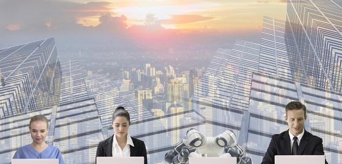 Arbeitsplatz 4.0: So arbeiten wir morgen ( Foto: Shutterstock- _PaO_STUDIO)