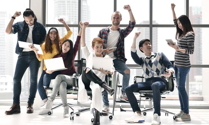 Die Idee, Mitarbeiter mit entscheiden zu lassen bzw. deren Vorschläge zu berücksichtigen, ist nicht wirklich neu.  ( Foto: Shutterstock-amenic181 )