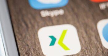 XING-Profil im Lebenslauf verlinken: 3 Tipps, damit es richtig wirkt! (Foto: shutterstock - MichaelJayBerlin)