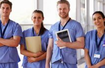 Gesundheitswesen: Nachfrage nach qualifiziertem Pflegepersonal steigt ( Foto: Shutterstock-Monkey Business Images )