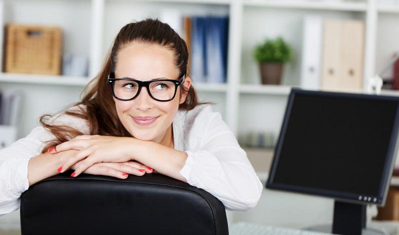 Der Wunschberuf zaubert ein glückliches Dauerlächeln ins Gesicht ( Foto: Shutterstock-stockfour )
